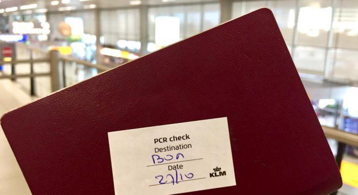 Nederlands vliegverbod voor landen die op Bonaire willen vliegen nog minimaal tot 15 december