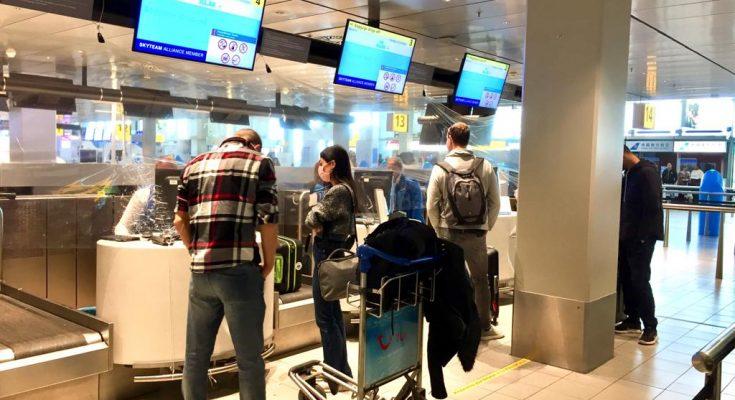 Door verlaging risiconiveau: Extra test komt te vervallen bij vliegen naar Bonaire