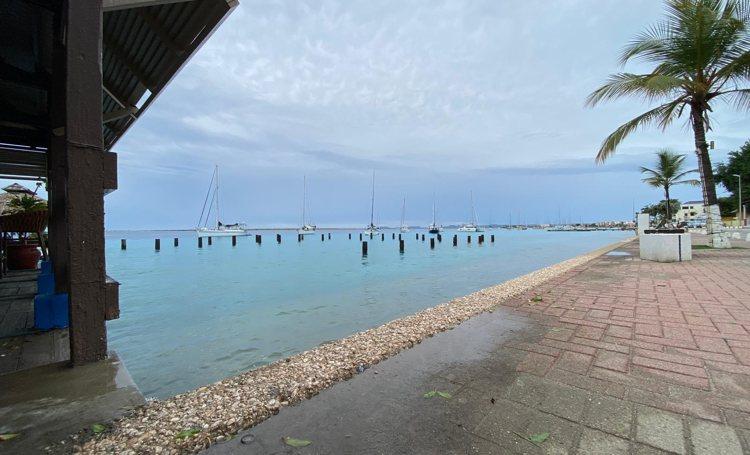 Man verdronken tijdens noodweer Bonaire