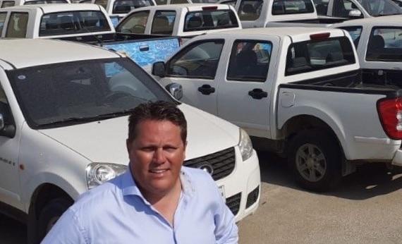 Corona crisis brengt autoverhuurbedrijven Bonaire bij elkaar