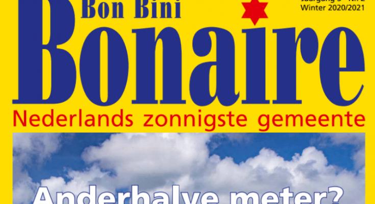 Nieuwste editie Bon Bini Bonaire is uit
