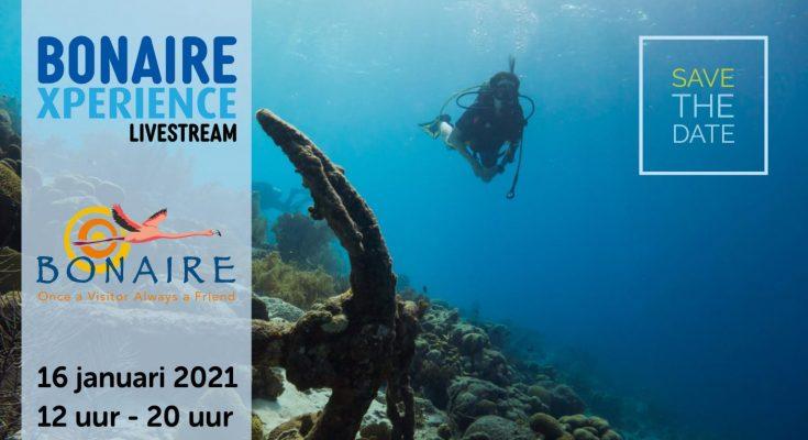 Beleef Bonaire virtueel tijdens de BonaireXperience