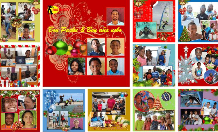 Kerstgroet Jong Bonaire