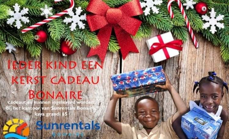 Geef een kind op Bonaire dit jaar een kerstcadeau
