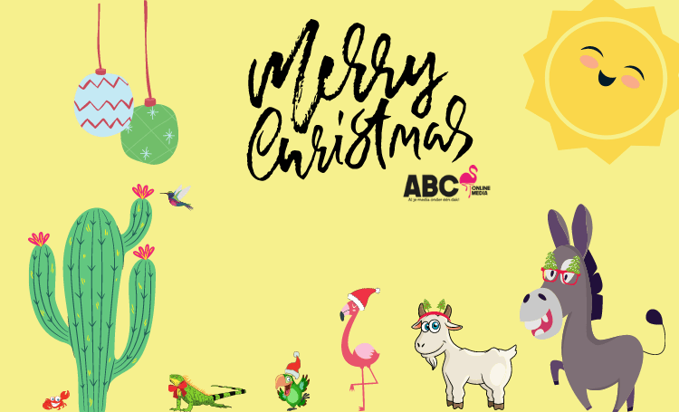Team ABC Online Media wishes everyone a Merry Christmas