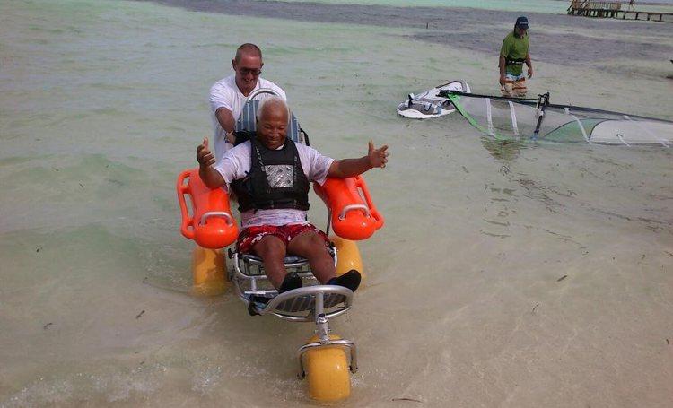 Bonaire viert Wereld gehandicapten dag