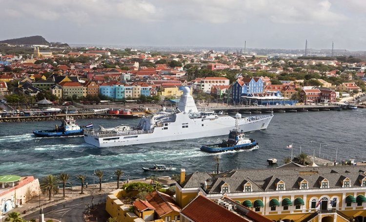 Caribisch gebied voorlopig zonder stationsschip van de marine