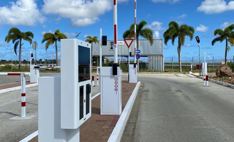 BIA neemt parkeerinstallatie in gebruik