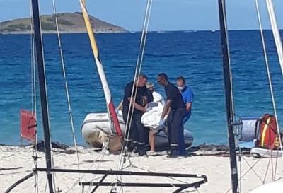 Vrouw overleden op Sint Maarten vermoedelijk door aanval van haai