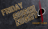 Sushi night Marriott