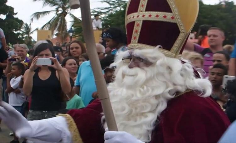 Auke op zondag: Sinterklaas