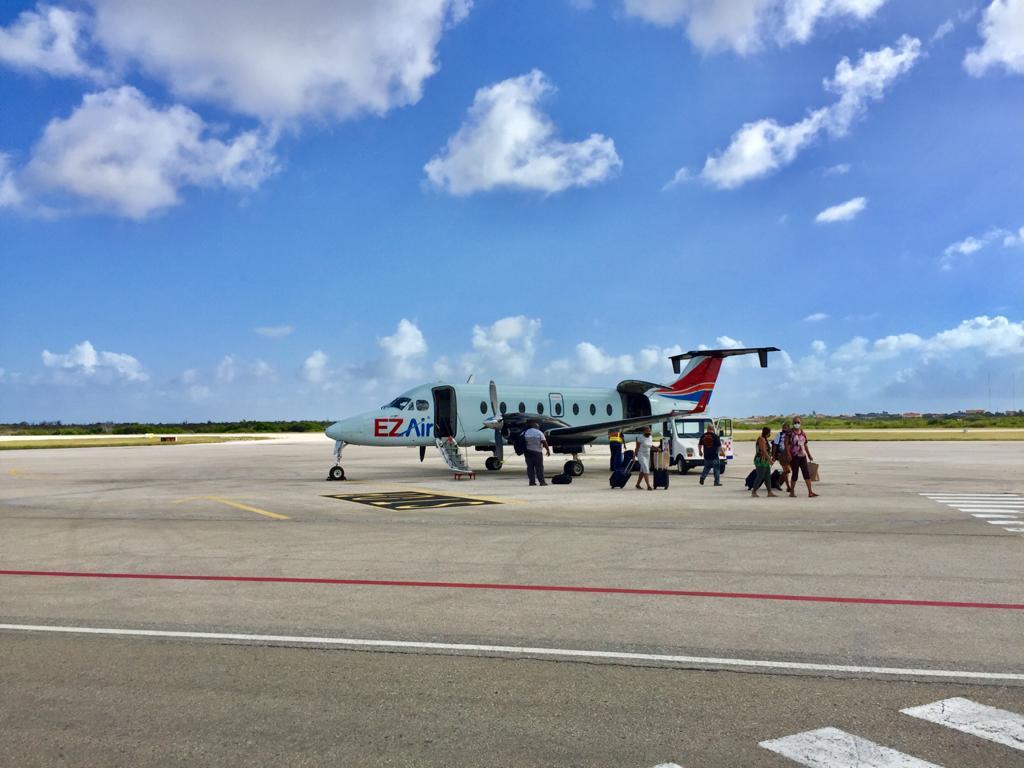 Consumentenbond Unkobon vraagt zich af of EZ Air niet met de bond in gesprek wil