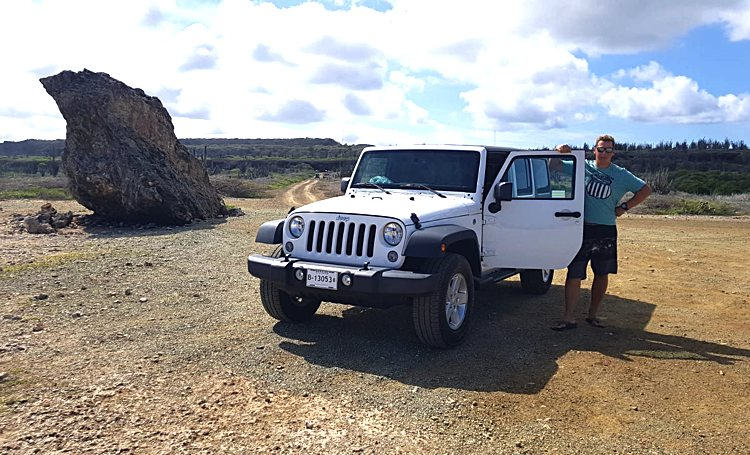 FG Car Rent verhuurt unieke auto's op Bonaire