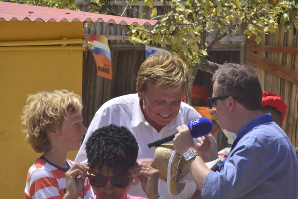 Henny Huisman beticht André Hazes van bedrog op Bonaire