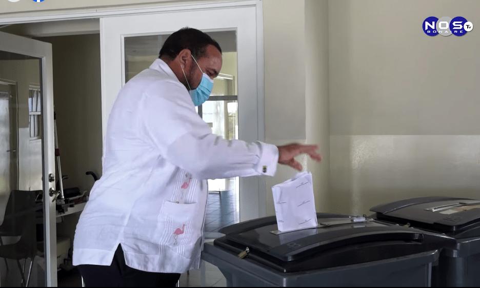 Meeste stemmen voor CDA op Bonaire