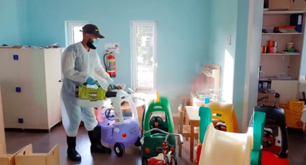 Financiële steun voor kinderopvang op Bonaire