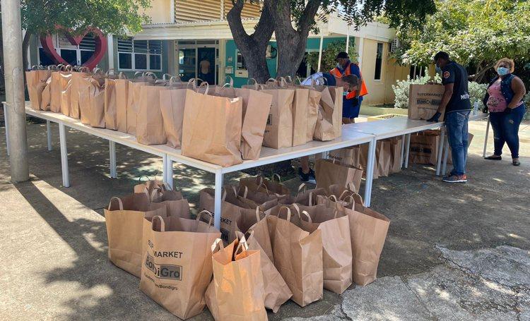 Zevenhonderd kinderen krijgen ontbijtpakket van  'Stichting Voeding op school'
