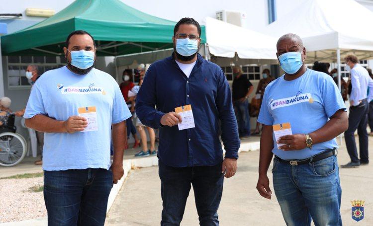 Deze week zonder afspraak eerste vaccinatie bij sporthal