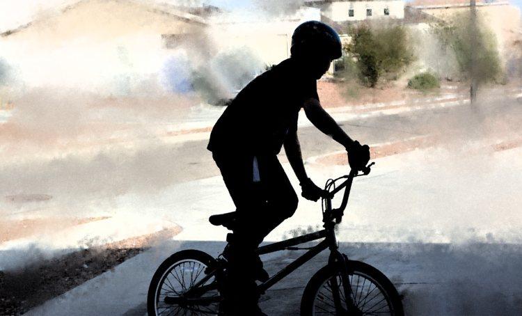 13-jarige steelt fiets van 6-jarig jongetje