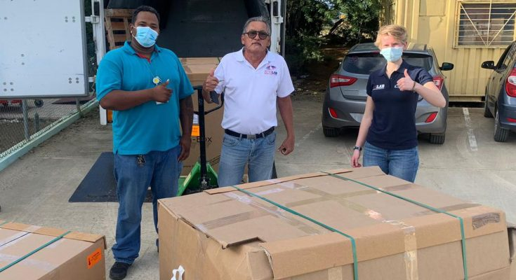 Hestia klaar voor sneltests op Bonaire