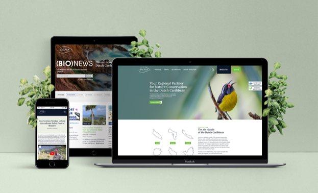 Dutch Caribbean Nature Alliance lanceert nieuwe website
