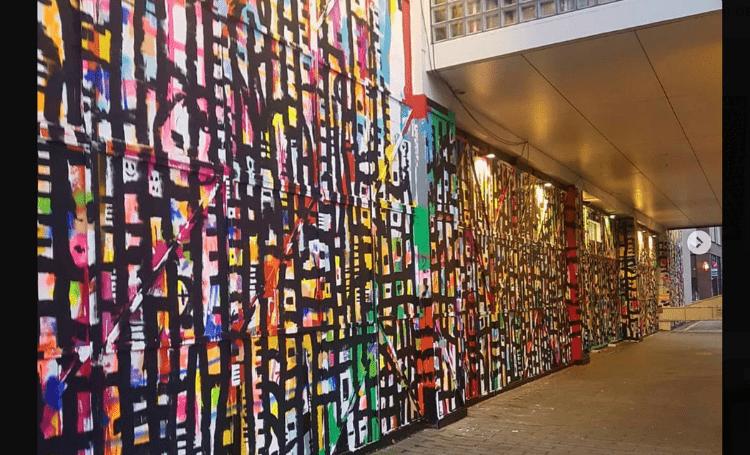 Street Colors Bonaire ontvangt derde kunstenaar