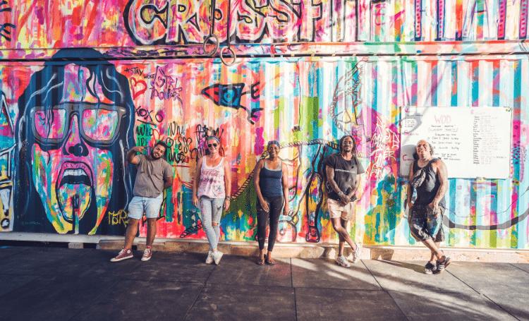 Street Colors Bonaire verveelt zich nooit