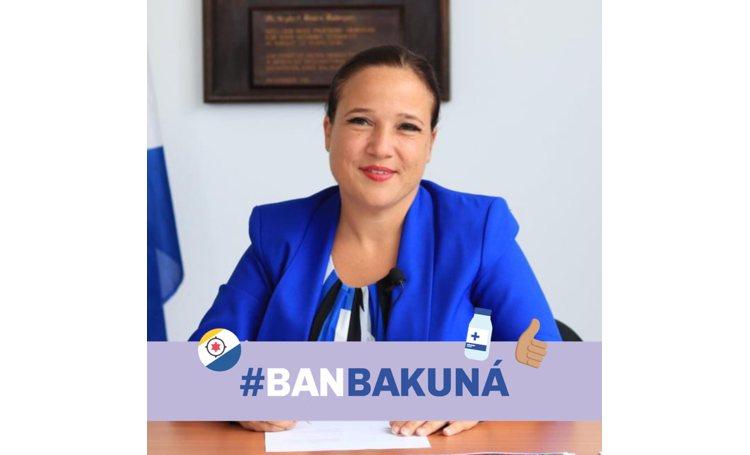 #BANBAKUNÁ en #BONBAKUNÁ nu als kaders profielfoto op facebook