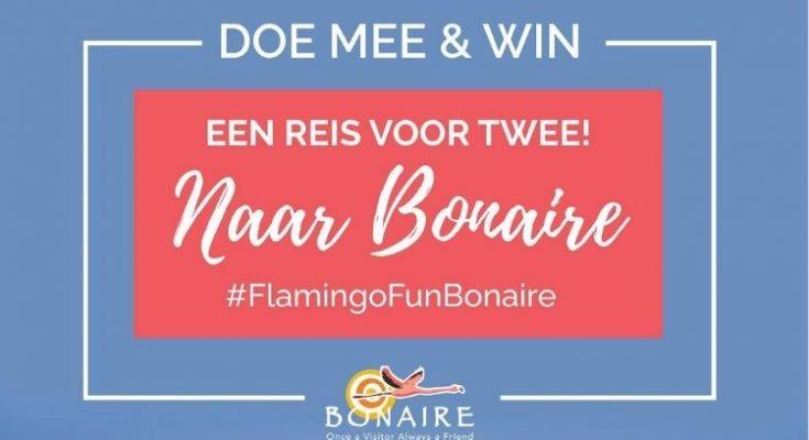 TCB lanceert Flamingo Fun wedstrijd en geeft een vakantie naar Bonaire weg