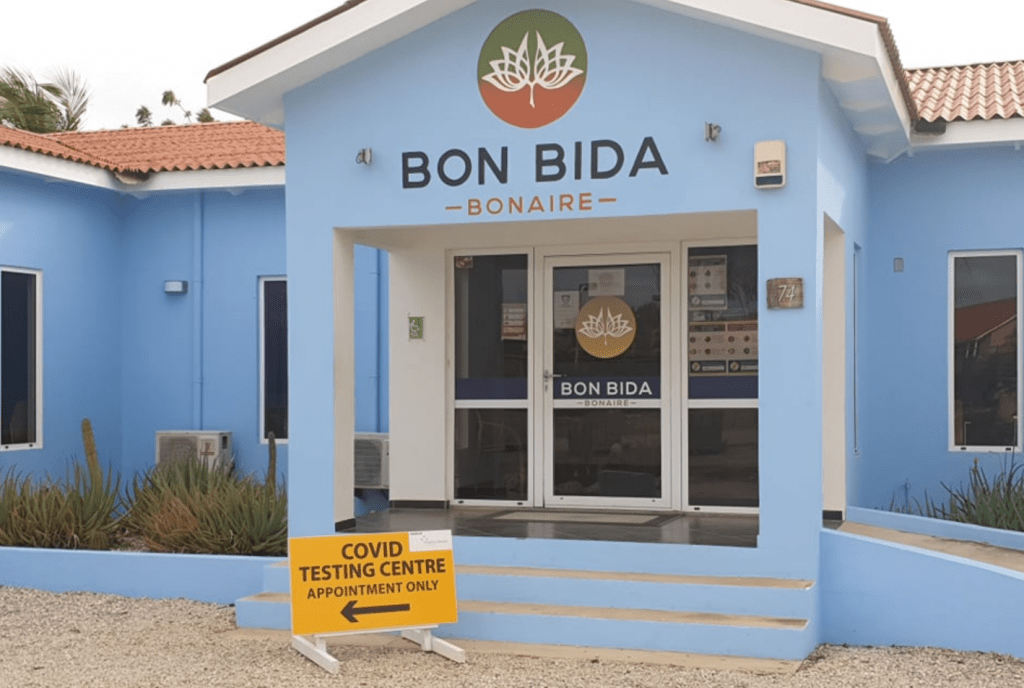COVID-19 testen vertrouwd en snel bij Gezondheidscentrum Bon Bida Bonaire
