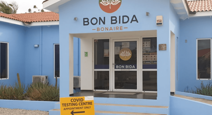 Bon Bida nu ook met snelle 'Fit2Fly' COVID Tests