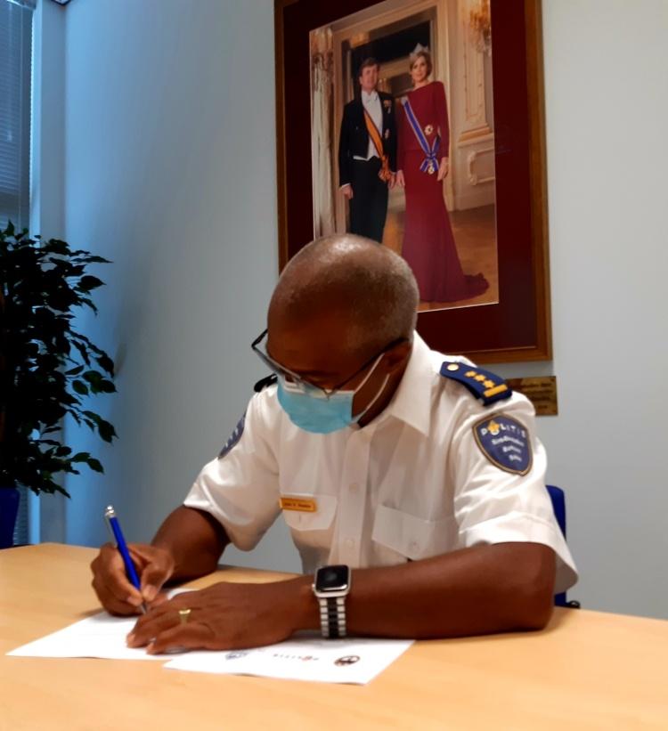 Aanpak internationale criminaliteit wordt beter voor Caribisch Nederland door rechtstreekse verbinding met INTERPOL
