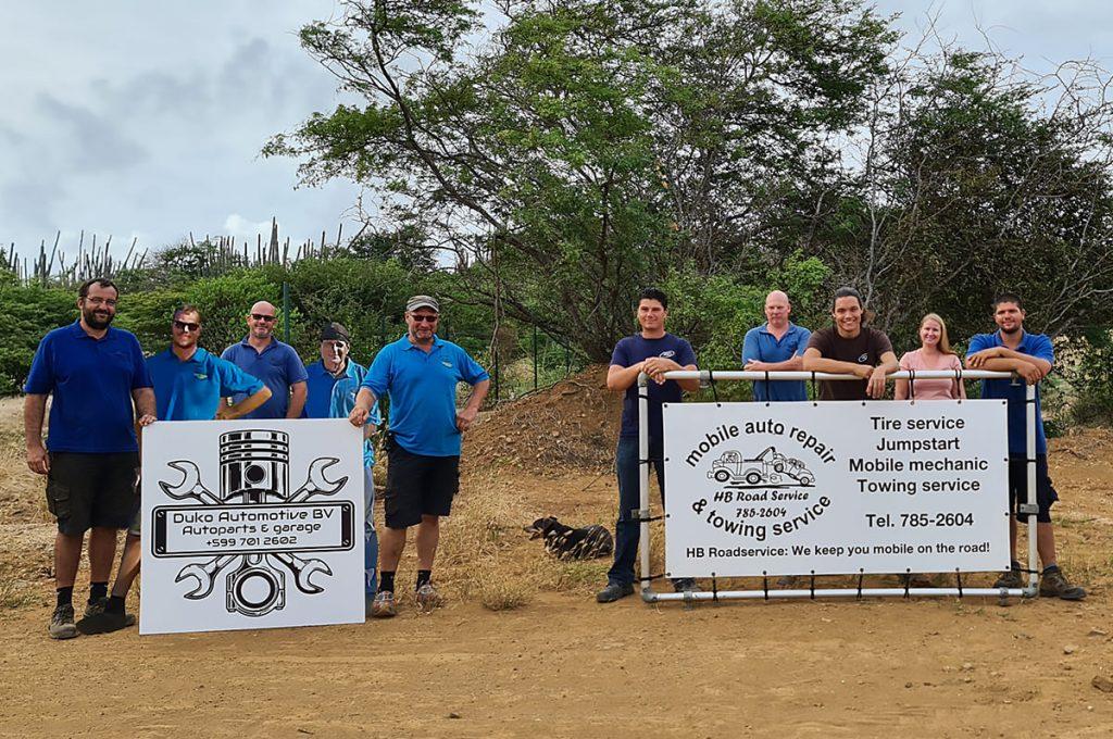 Duko Automotive Bonaire, officieel van start