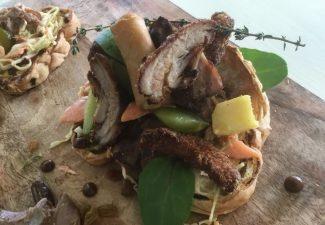 Koken met Corjan: Spare ribs Croquembouche