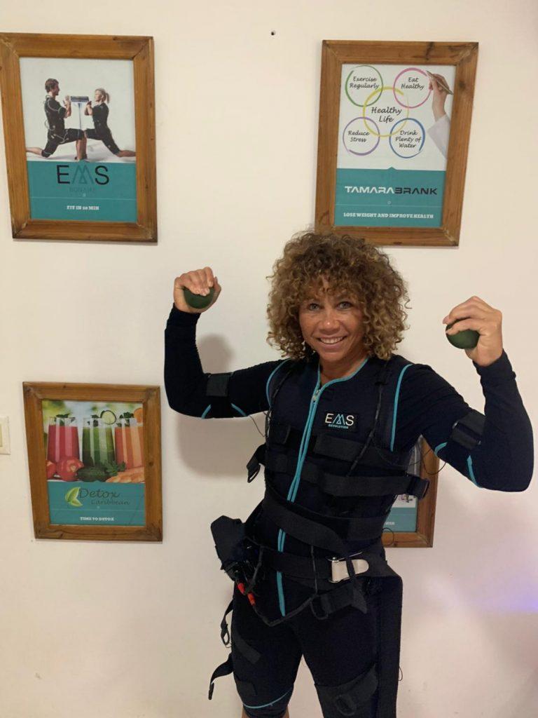 Tamara van EMS Bonaire