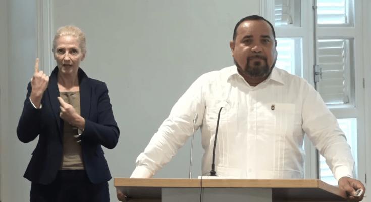 Door lage besmettingsgraad: Bonaire naar risiconiveau 2