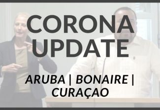 Weekendcijfers Covid-19 op Bonaire, Curaçao en Aruba