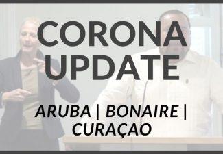 Actieve coronabesmettingen op Curaçao, Bonaire en Aruba