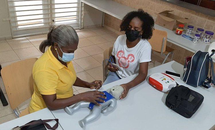 EHBO-training voor medewerkers in de kinderopvang