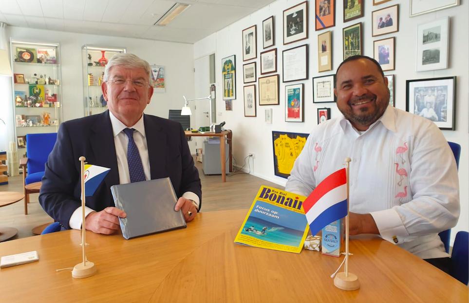 Tevreden over samenwerking met Vereniging  van Nederlandse Gemeenten