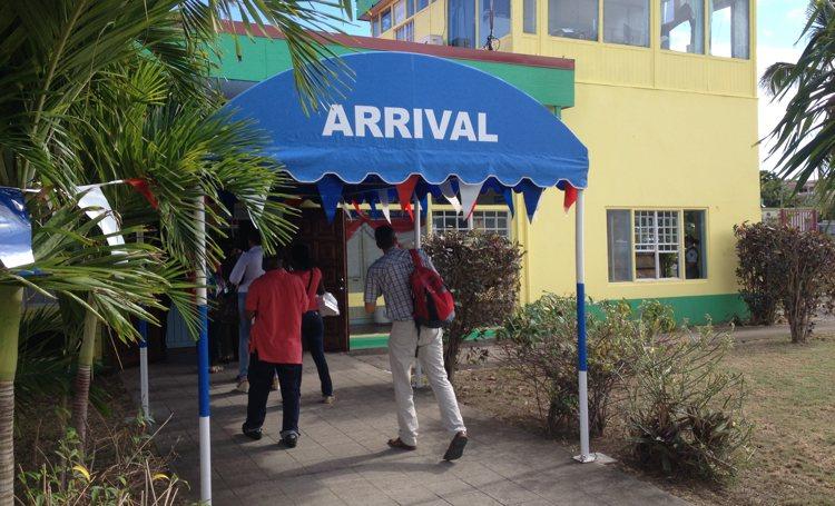 Sint-Eustatius gaat weer open