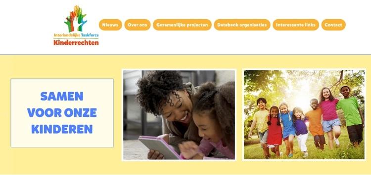 Interlandelijke taskforce kinderrechten krijgt eigen website