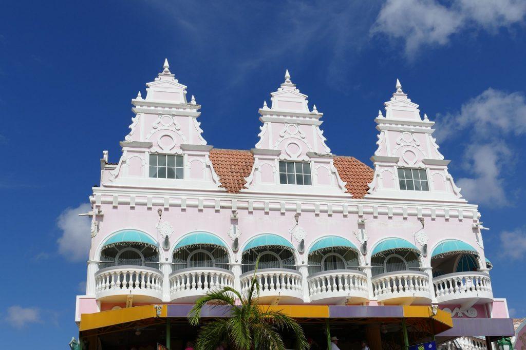 Aruba ontving fors meer toeristen in mei
