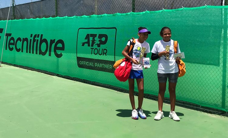 Bonairiaanse Xaquenne Saragoza bereikt finale ProKids tennistoernooi