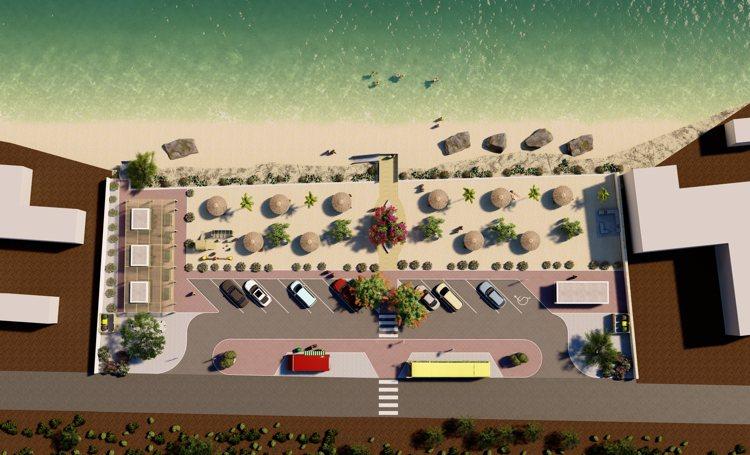 Online petitie tegen ontwikkeling Bachelors Beach