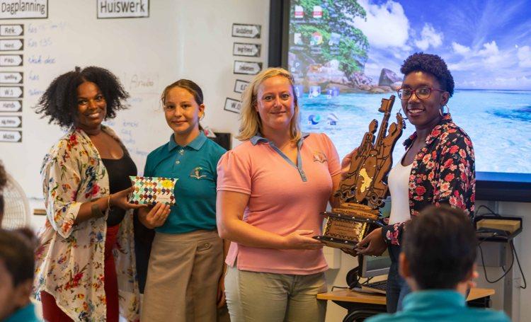 Gedichtenwedstrijd scholieren over betekenis van vrijheid