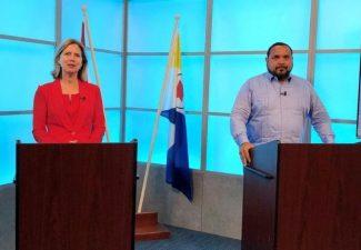 Minister van Nieuwenhuizen krijgt kritische vragen over de infrastructuur op Bonaire