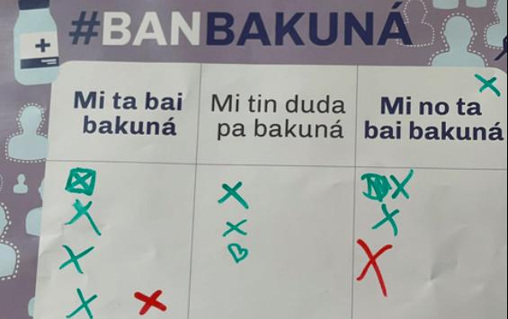 Jongeren op Bonaire kunnen zich melden voor coronavaccin