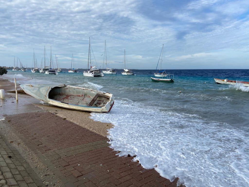 Visser vermist op Bonaire
