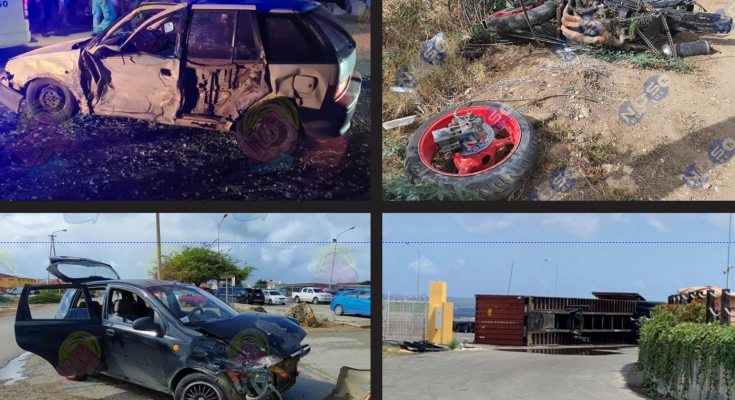 Verkeer op Bonaire: Wachten op eerstvolgend dodelijk slachtoffer?
